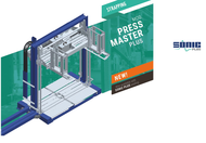 Cercleuse presse palette Press Master
